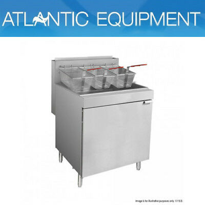 RC500 - Superfast Natural Gas Tube Fryer