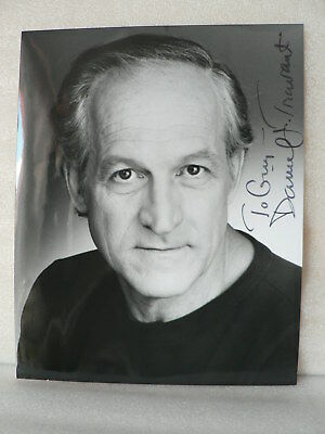 DANIEL J. TRAVANTI Actor Hill Street Blues AUTOGRAPH SIGNED PHOTO
