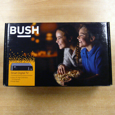 BUSH Freeview HD Wireless Zapper Box with Catch up TV and Record (R 6533265 DV)