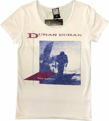 Duran Duran Save A Prayer Amplified Ladies Official T Shirt Brand New Various Si