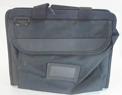 Soft Sided Tool Bag Carry Case Electronic Electrical Field Service Technician