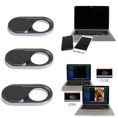 NEW  WebCam Shutter Covers Web Laptop iPad Camera Secure Protect your Privacy