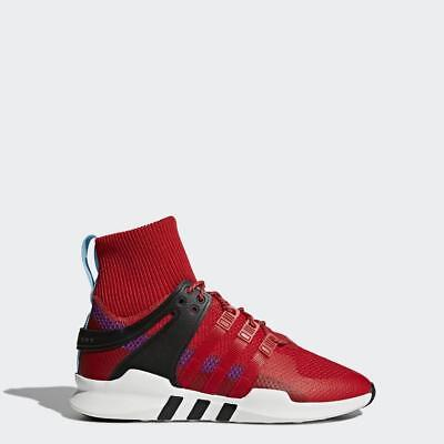 more photos 8500b 15c48 Adidas Originals Eqt Support Adv Winter Waterproof Bz0640 Scarlet Redpurple