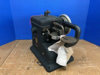 Singer 176-23 Large Heavy Duty Machine for Sewing Skins Bonis Head Only