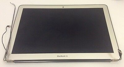 Macbook Air 13 A1466 2013 2014 2015 LCD LED Screen Assembly for Parts or Repair