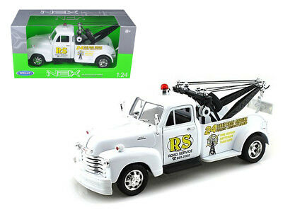 Welly 1953 Chevrolet 3800 Tow Truck Plain 1:24 Diecast Model