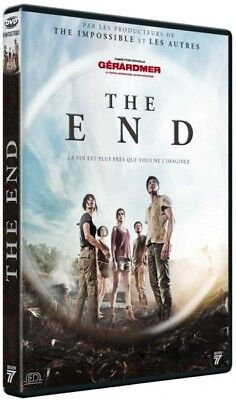 The end DVD NEUF SOUS BLISTER