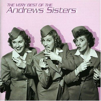 The Andrews Sisters - The Very Best Of NEW CD