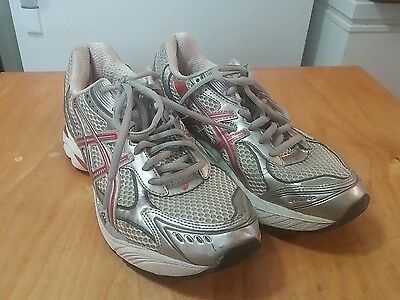Asics Womens Shoes Size 7.5 Gel GT 2150 Duomax Running Cross Training   T054N