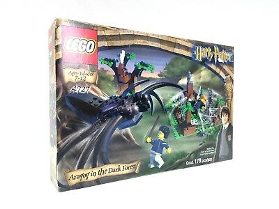 LEGO 4727 Harry Potter Aragog in the Dark Forest New in Box NISB 178pcs