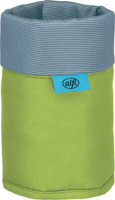 """Cooling Sleeve """"isowrap"""" Green Wine Cooler Champagne Beverage Ice Bucket"""
