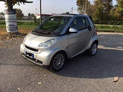Smart forTwo 1000 52 kW aut. cabrio passion