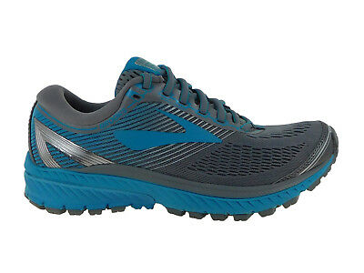 c968e88056e05 New Womens Brooks Ghost 10 Running Shoes Trainers Primer Grey   Teal Victory
