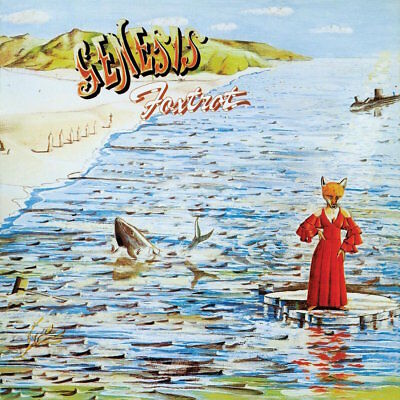Genesis ‎– Foxtrot ( CD - Album - Remastered )