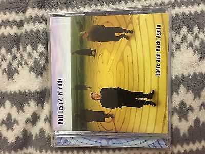 GRATEFUL DEAD PHIL LESH There and Back Again CD 2002 Columbia  WARREN HAYNES