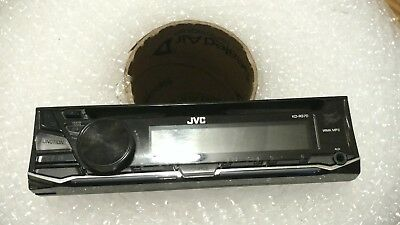 JVC KD-R370 Faceplate Only- Tested