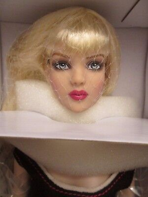 All Star Cami Basic Tonner Doll NRFB 2013 Blonde Wig No Stand Cinderella Jon