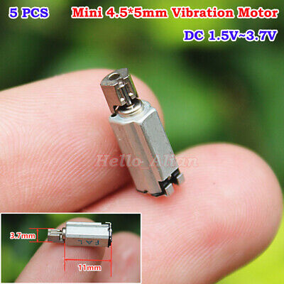 DC 3V 5V 6V 4100RPM N60 Motor Strong Vibration Vibrating Motor DIY Toy Massager