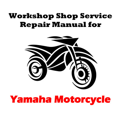 Workshop Shop Repair Service Manual for Yamaha MT-10 / MT 10 - ALL YEARS