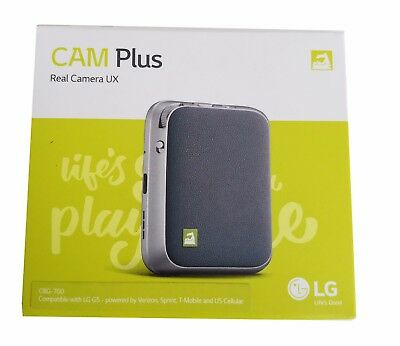 LG G5 CAM Plus with 1200mAh Extended Battery CBG-700 Genuine LG Guaranteed