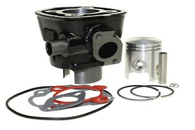 70ccm Racing Sport Cylinder Kit Set Complete For YAMAHA AEROX 50 Cat