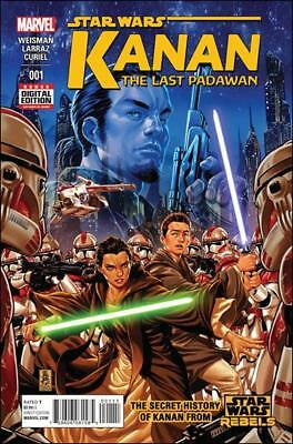 Kanan The Last Padawan (2015)   #1 to 12 Complete   NM- to NM/M