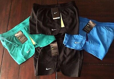Women's NIKE DRY FAST RUN RUNNING Dri Fit Shorts NEW! XS, S, M, L, or XL 2.5""