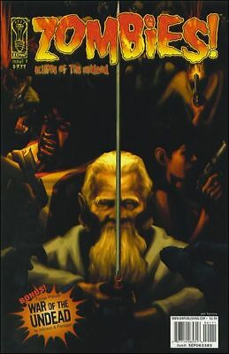 Zombies! Eclipse Of The Undead  #1 to 4 Complete   NM- to NM/M