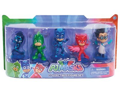 Just Play PJ Masks Collectible Figure Set 5 Pack