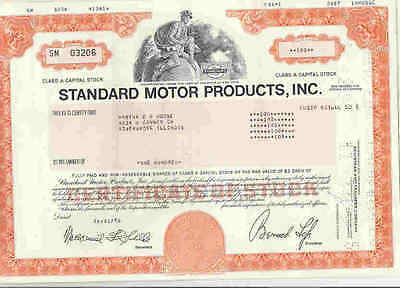 Standard Motor Products, Inc., 1980s