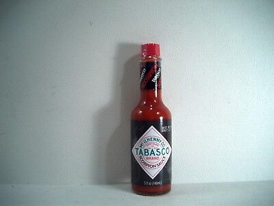 TABASCO SCORPION SAUCE - Rare Limited Edition SEALED - SPICY STOCKING GIFT !!