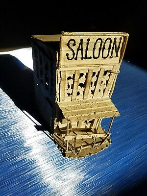 metal Saloon Bank