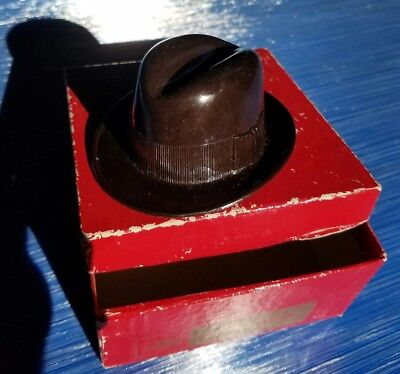 vintage Stetson salesman sample hat in original box