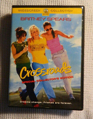 Crossroads (2002) DVD - PG13 - Spears, Saldana, Manning Special Collector's Edit