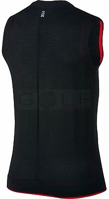 6c36cec6c29c NEW Nike Tiger Woods TW Golf Wool Sweater Vest 810495 Size Small ALL COLORS