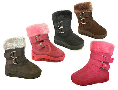 WHOLESALE LOT 24 Pairs New Infant Girls Stylish 2 buckle Boot Fashion Shoe
