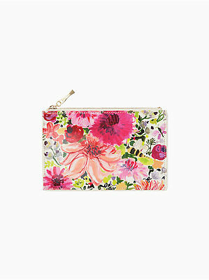 "KATE SPADE - Pencil Pouch -  Set - Dahlia"" - Six Pieces Included!"