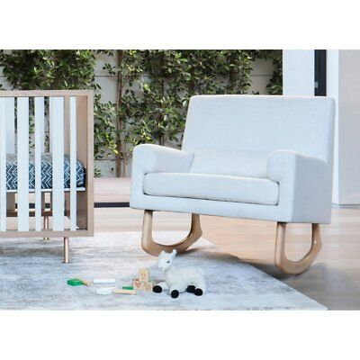 Nursery Works Oatmeal Sleepytime Rocker