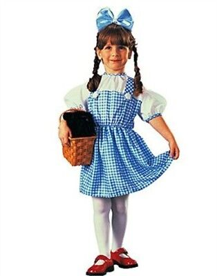 the wizard of oz baby dorothy costume childs infant 6 12m new