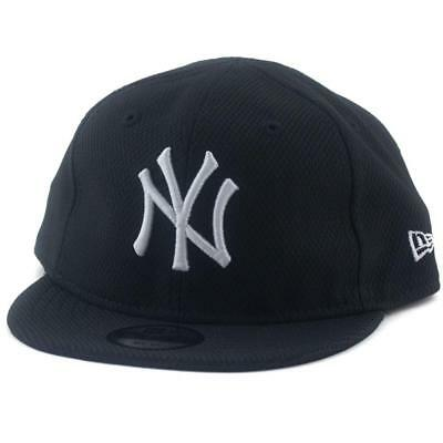 My 1st New York Yankees New Era MLB 9Fifty Hat Baseball Cap In Black 6-18 Month