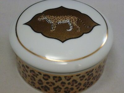NEW LYNN CHASE AMAZONIAN JAGUAR BOX JAGUAR    mint  perfect