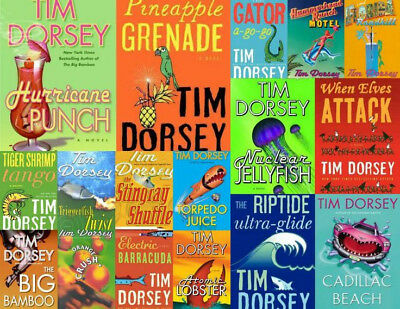 Serge Storms series(WHOLE 19 BOOKS) by Tim Dorsey