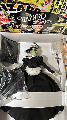 TONNER Wicked Witch Doll_Margaret Hamilton NRFB_Wizard of Oz_T9OZDD03