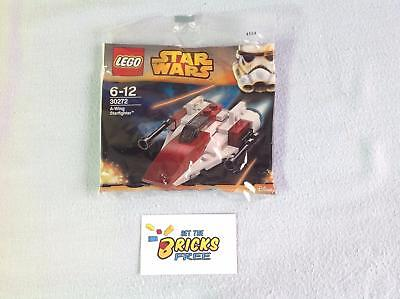 Lego Star Wars 30272 A-Wing Starfighter Polybag New/Sealed**Free Shipping**