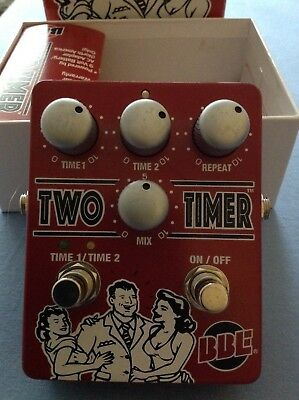 BBE Two Timer Digital Delay