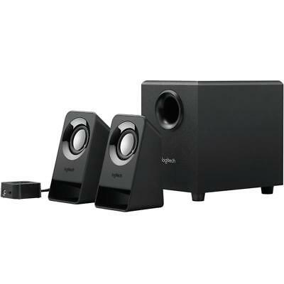 Logitech Z213 Multimedia Speaker System 2.1 Lautsprecherboxen # 980-000942