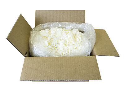 C-1 Container Soy Wax Flakes - 5kg for candle making+ 50 wicks