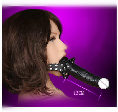 SM Lengthen Gags Double-Dildos Gay Lesbian Strap On-Sex Adult-Toys Product