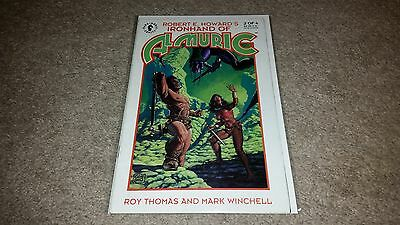 Ironhand of Almuric #2 (Oct 1991, Dark Horse) $2.00 CP - Robert E. Howard's of 4