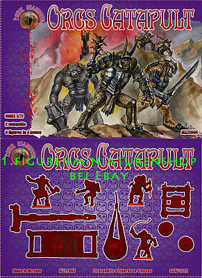 1:72 Figuren All 72034 Orcs Catapult - Dark Alliance Neu